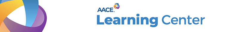 aace learning center banner